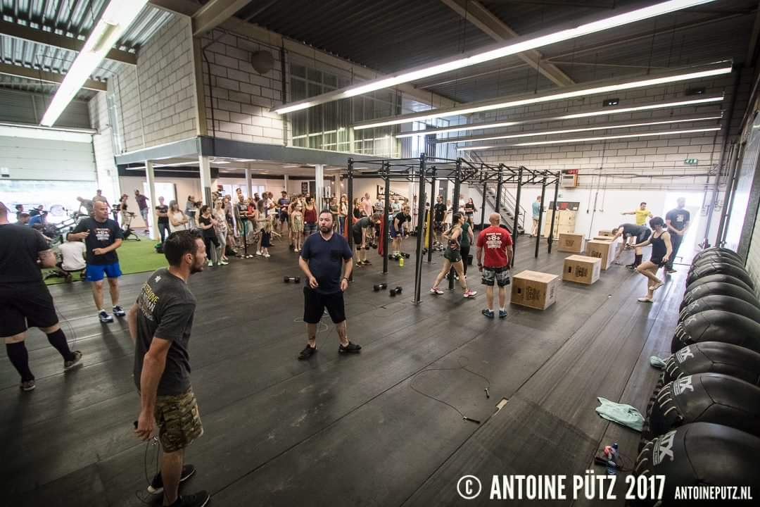 We have moved aftermovie opening event crossfit heerlen